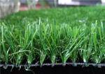 China Landscaping Artificial Grass for Footbal , 1100Dtex Synthetic Grass for Soccer Gauge 3/8 wholesale