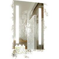 miroir de salle de bains avec l\'antibuée , miroir de salle ...