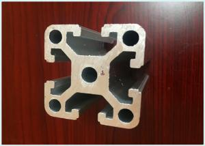 China T3/T8 Extruded Aluminum Enclosure Anodizing For Electromechanical Parts on sale