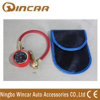 China High Precision Car portable digital Tire pressure Gauge Auto Metal Material on sale