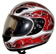 China adult full face helmetFV-100-02 on sale