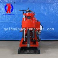 China XY-150 small diesel engine water well drilling rig for sale bore well rig low price on sale