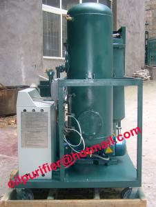 China vacuum Hydraulic Oil Purifier,Lube Oil Cleaning plant,renew used lubricants oil on sale