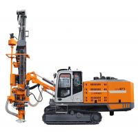 Integrated Open Hole DTH Drilling Rig 90 - 115mm Hole Range Compact Size