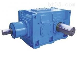 China HT250 Cast Iron Cylindrical Gear Reducer 4 Transmission Stage / Speed Reducer on sale