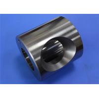 China 19.35 G/Cm³ Tungsten Carbide Processing Heavy Tungsten Alloy Die Parts on sale