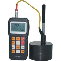China Auto Clock Brinell Hardness Tester / Leeb Rebound Hardness Test Plastic Shell Material on sale
