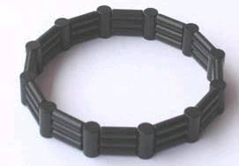China Магнитный браслет терапией, магнитный браслет, неодимий on sale
