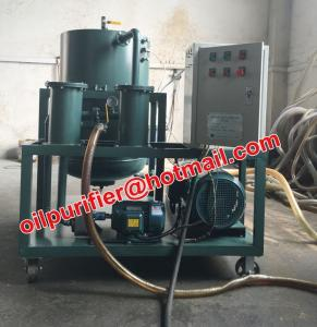 China CE marked Hydraulic Oil Cleaning Flushing Filtration Machine, High pressure pipe flushing Unit, oil filtering factory on sale