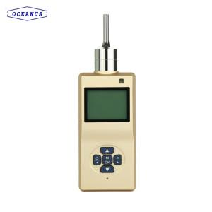 China OC-905 Portable Hydrogen H2 gas detector with inner pump, Metal on sale