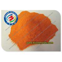 China Antibiotics / Organic Acids CAS 4759-48-2  Isotretinoin Powder Yellow MF C20H28O2 on sale