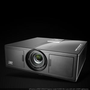 China inProxima K1000WU, 1920X1200pixels 10000 lumens large venue projector with lens shift Unique LASER PROJECTOR on sale