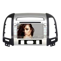 China Android DVD Multimedia Player for Hyundai Santa Fe - GPS Wifi 3G on sale
