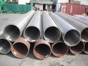 China 44 Inch OD High Pressure Boiler Tube Alloy Steel  ASTM A335 P22 1118mm SCH XXS on sale