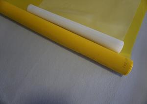 China White Color Polyester Screen Printing Manufactures Mesh Silk Screen Store on sale