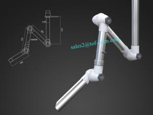 China chemical fume extraction arm, fume exhaust,popular fume arm on sale