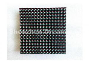 China P10 Full Color LED Display Module , Waterproof RGB LED Video Screen Rental on sale