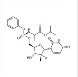 China Hepatitis C Sofosbuvir Pharmaceutical Intermediates 1190307-88-0 Nucleotide Analog on sale