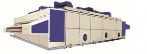 China Textile Drying Machine , Three Layer Six Chamber Relax Dryer on sale
