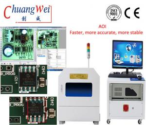China Automated Optical Inspection AOI Equipment  for PCB Assembly with High Efficiency on sale