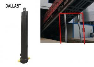 China Telescopic Hydraulic Ram FE Type for Hydraulic Flap Automatic Unloading Machine on sale