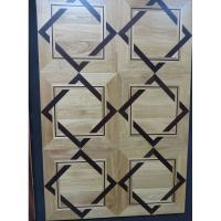 China parquet in oak engineered wood flooring; competitive prices for parquet tiles flooring on sale