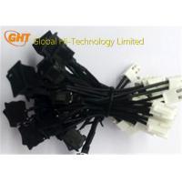 China 2 câble équipé électronique de harnais de fil de connecteur de Pin VH 3,96 avec le commutateur et la prise on sale