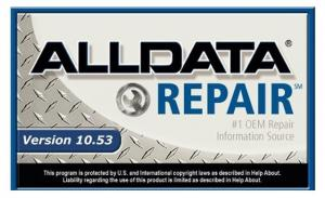 Quality Alldata 10.53 2013 Q3 Automotive Repair Data + Mitchell Ondemand 5.8.2 10/2013 for sale