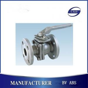 China 2-PC FLANGE BALL VALVE OR 2-PC THREAD BALL VALVE on sale