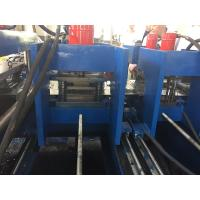 China Cold Rolled Steel 11Kw Cable Tray Making Machine Servo Feeding 10 Meters / Min on sale