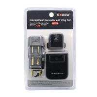 International Converter and plug set