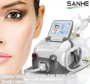 China 2016 best 808nm diode hair removal machine for beauty salon on sale
