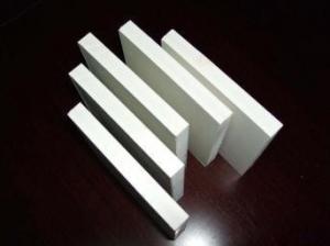 China feuille à haute densité de PVC, feuille de mousse de PVC, panneau de celuka de PVC de 5mm on sale