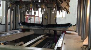 China Convenient And Quick Auto Spoiler Multihead Ultrasonic Spot Welding Machine on sale