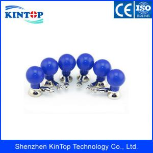 China Latex free adult suction ball chest ECG  Pediatric Suction Reusable ECG Electrode , Medical EKG Cardiac Electrodes on sale