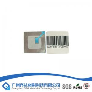 China Super Magnetic Key Barcode Security Labels With Double Coated Acrylic-Based Adhesive on sale