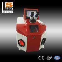 200 W mini type Laser Soldering Equipment , YAG spot laser welding machine