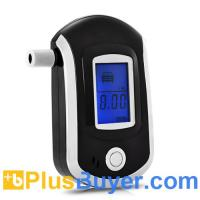 China Executive Breathalyzer - Digital Alcohol Breath Tester with LCD Screen on sale
