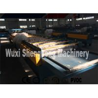 China 5.5KW Glazed Arch Curving Roof Roll Forming Machine for Colored Steel Tile on sale