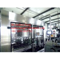 Rotary type small capacity plastic spring water bottling plant sale