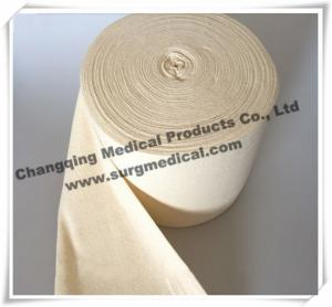 China Care Applicator Elastic Tubular Compression Bandage 100% Pure Cotton on sale