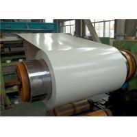 AISI ASTM GB JIS Standard PPGI Steel Coil 1.5m Galvanized Prepainted Steel Coil