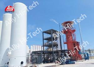 China Pre Fabricated Skid On Site Hydrogen Generator High Degree Automation on sale
