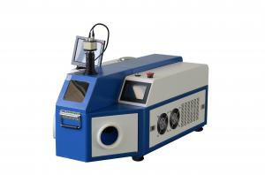 China Portable Jewelry Soldering Machine Laser Welding Machine for Ring , Watches , Glass on sale