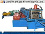 3 Wave Highway Guardrail Roll Forming Machine for Making Steel Highway Crash Barrier? Profile with Hydraulic Cutting
