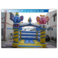Kids Toy Inflatable Animals Moon Bouncer Animal Park Theme Inflatable Bouncer