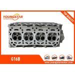 SUZUKI G16B Cylinder Head 1.6 16V For Vitara / Baleno Engine 11110 - 82607