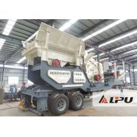 Energy Saving Mining Iron Ore Mobile Crushing Plant for On - site Crushing