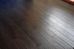 China high-quality (red cabreuva, teak, iroko, doussie) Engineered Wooden Flooring wear resistant   on sale