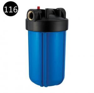 China Big Blue Water Filter Housing Replacement , Water Filtration Housing 417 Hits FL-A3 on sale